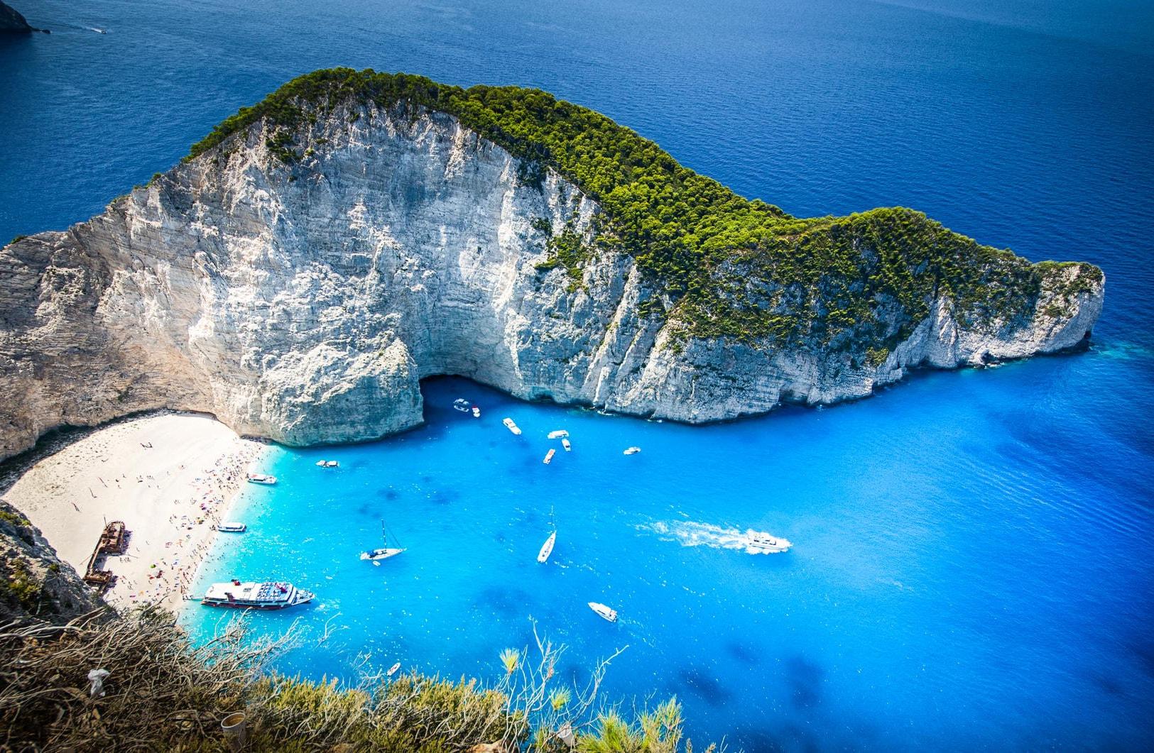 Остров Закинф – яркая жемчужина в короне островов Греции